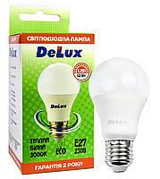 Светодиодная LED лампа DeLux BL 60 12Вт 3000K 220В E27, фото 2