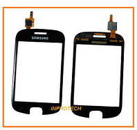 Сенсор (тачскрин) Samsung GT-S5670 Galaxy Fit Black Original