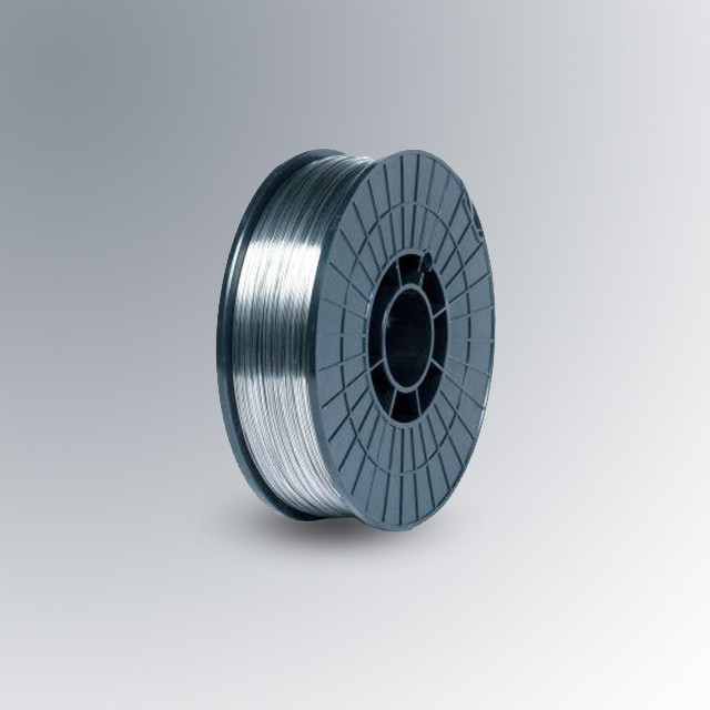Проволока сварочная для сварки нержавеющей стали   Ф1.0мм ER 321 (СВ-06Х19Н9Т) кассета 5кг