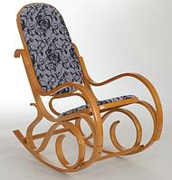 Кресло качалка ольха узор XXL