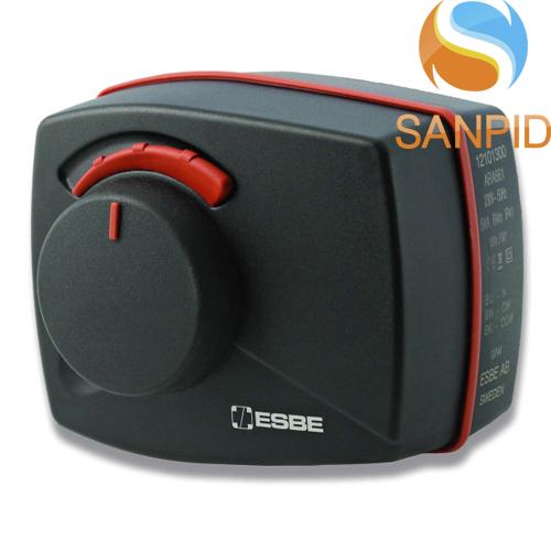 Электропривод трехточечный ESBE ARA641 30s-90, 230V