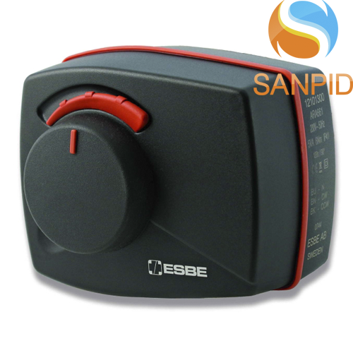 Электропривод трехточечный ESBE ARA651 60s-90, 230V