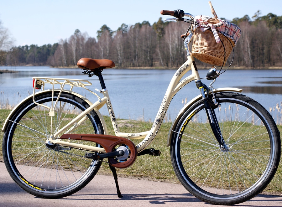c14cffe5f0fd28 Міський велосипед LAVIDA Orlando 28 Nexus 3 Cappuccino Польща - Інтернет-магазин  Євробест в Львове
