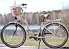 Міський велосипед LAVIDA Orlando 28 Nexus 3 Cappuccino Польща, фото 2