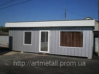 Монтаж металлоконструкций, модульное строительство, быстровозводимые дома