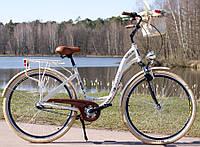 Міський велосипед LAVIDA Orlando 28 Nexus 3 Cream Польща
