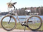 Міський велосипед LAVIDA Orlando 28 Nexus 3 Cream Польща, фото 2
