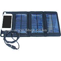 Cолнечное зарядное устройство Solar Power SP-5,5 5W, фото 1