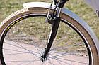 Міський велосипед LAVIDA Orlando 28 Nexus 3 Cream Польща, фото 3