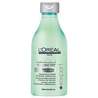 L'Oreal Professionnel's  Volumetry Shampoo  для придания объема тонким волосам,250мл.