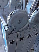 Универсальные лестница Трансформер 4Х4 четыре секции по четыре ступеньки, 4,7 метров высота, фото 2
