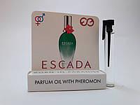 Масляные духи с феромонами Escada Born in Paradise 5 ml (реплика)