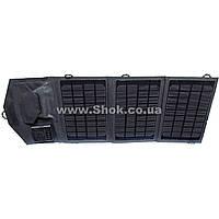 Cолнечное зарядное устройство Solar Power SM-5,5/12 10,5W, фото 1