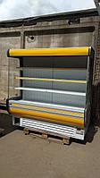 Холодильная горка Технохолод Аризона 2 м. бу,  холодильный регал б/у, фото 1