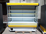 Холодильна гірка Технохолод Арізона 2 м. бу, холодильний регал б/у, фото 2
