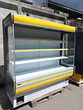 Холодильна гірка Технохолод Арізона 2 м. бу, холодильний регал б/у, фото 4