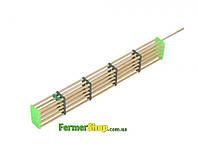 Клетка для матки на 5 секций (бамбук)