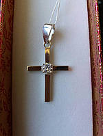 Крест 925 пробы