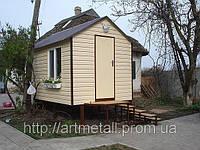 Построить дачный домик, летний домик для дачи недорого