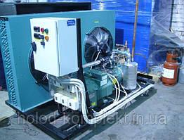 Сборка холодильных агрегатов
