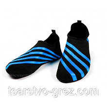 Взуття Actos Skin Shoes для спорту, йога, плавання (Prime Blue) р.:37-37,5