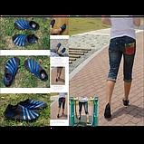 Обувь Actos Skin Shoes для спорта, йоги, плавания (Prime Blue), фото 3