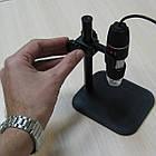 USB микроскоп цифровой 500Х на штативе. Микроскоп цифровой USB на штативе, фото 8