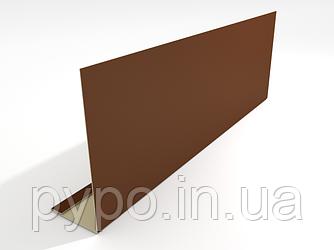 Планка лобовая (зашивка лобовой доски)