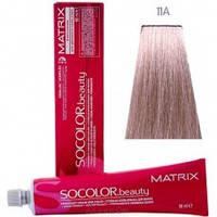 SOCOLOR.beauty стойкая крем-краска 90 мл 11A - ультра светлый блондин пепельный