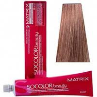 SOCOLOR.beauty стойкая крем-краска 90 мл 509G очень светлый блондин золотистый для седых волос