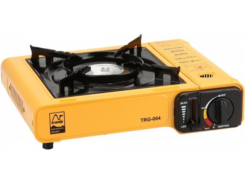 Портативная газовая плита с пьезоподжигом Tramp-TRG-004, фото 1