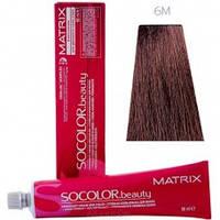 SOCOLOR.beauty стойкая крем-краска 90 мл 6M темный блондин Мокка