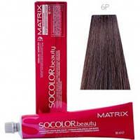 SOCOLOR.beauty стойкая крем-краска 90 мл 6P темный блондин жемчужный