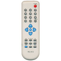 Пульт ДУ MERIDIAN/SHIVAKI RC-812 (корп DAE 40A01) ELENBERG 2108 [TV]