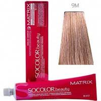 SOCOLOR.beauty стойкая крем-краска 90 мл 9M очень светлый блондин Мокка