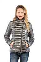 Женская куртка КВ-17 Серый, фото 1
