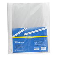 Файлы А4 для документов, 50 мкм, Buromax, 100шт (BM.3815)