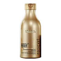 L'Oreal Professionnel's Absolut Repаir LIPIDIUM NEW восстанавлевающий  шампунь для ломких волос 250 мл