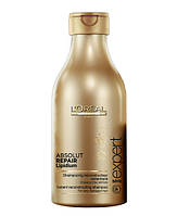 L'Oreal Professionnel's Absolut Repаir LIPIDIUM NEW восстанавлевающий шампунь для ломких волос 500 мл