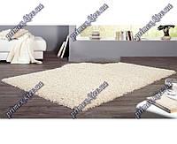 Высоковорсные ковры Шагги Флеш, Бельгия, цвет кремовый