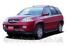 Защита картера двигателя и акпп Acura MDX 2000-2006