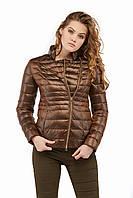 Женская куртка КВ-17 Шоколад, фото 1