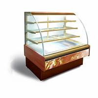 Кондитерская витрина Дакота 1,5 ВХК(Д) Технохолод (холодильная)