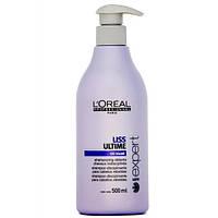L'Oreal Professionnel's  Liss Ultime шампунь для гладкости непослушных волос, 500 мл