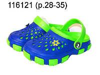 Детские кроксы JA 116121 р 34,35