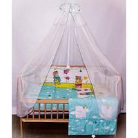 """ДБ012 Спальний набір у дитяче ліжко """"Сафарі"""""""