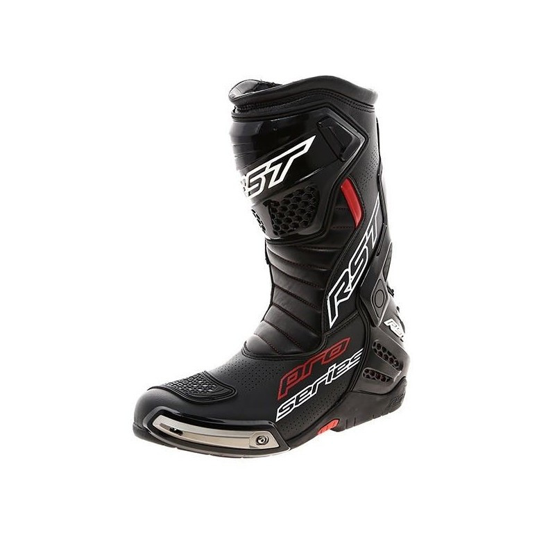 Мотоботы RST PRO SERIES 1503 RACE CE BOOT Black (42)