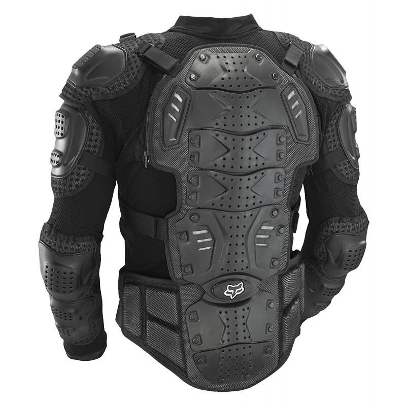 Моточерепаха Fox Titan Sport Jacket - Черная (M)