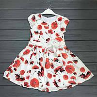 Детское Платье нарядное для девочек Размеры 6 лет, 7 лет