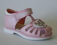 Босоножки для девочек Тom.М 0170-C pink (Размеры: 20-25)